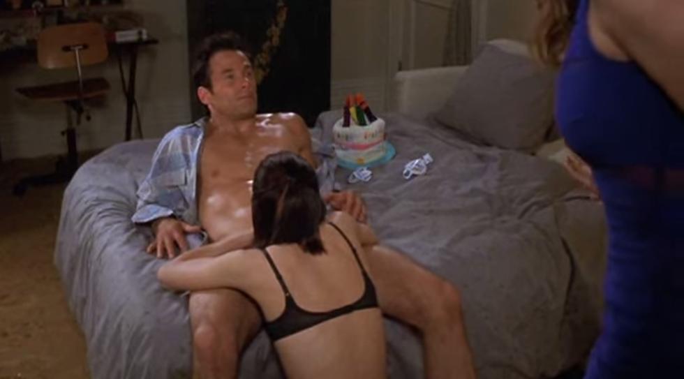 make a sex scene in movie