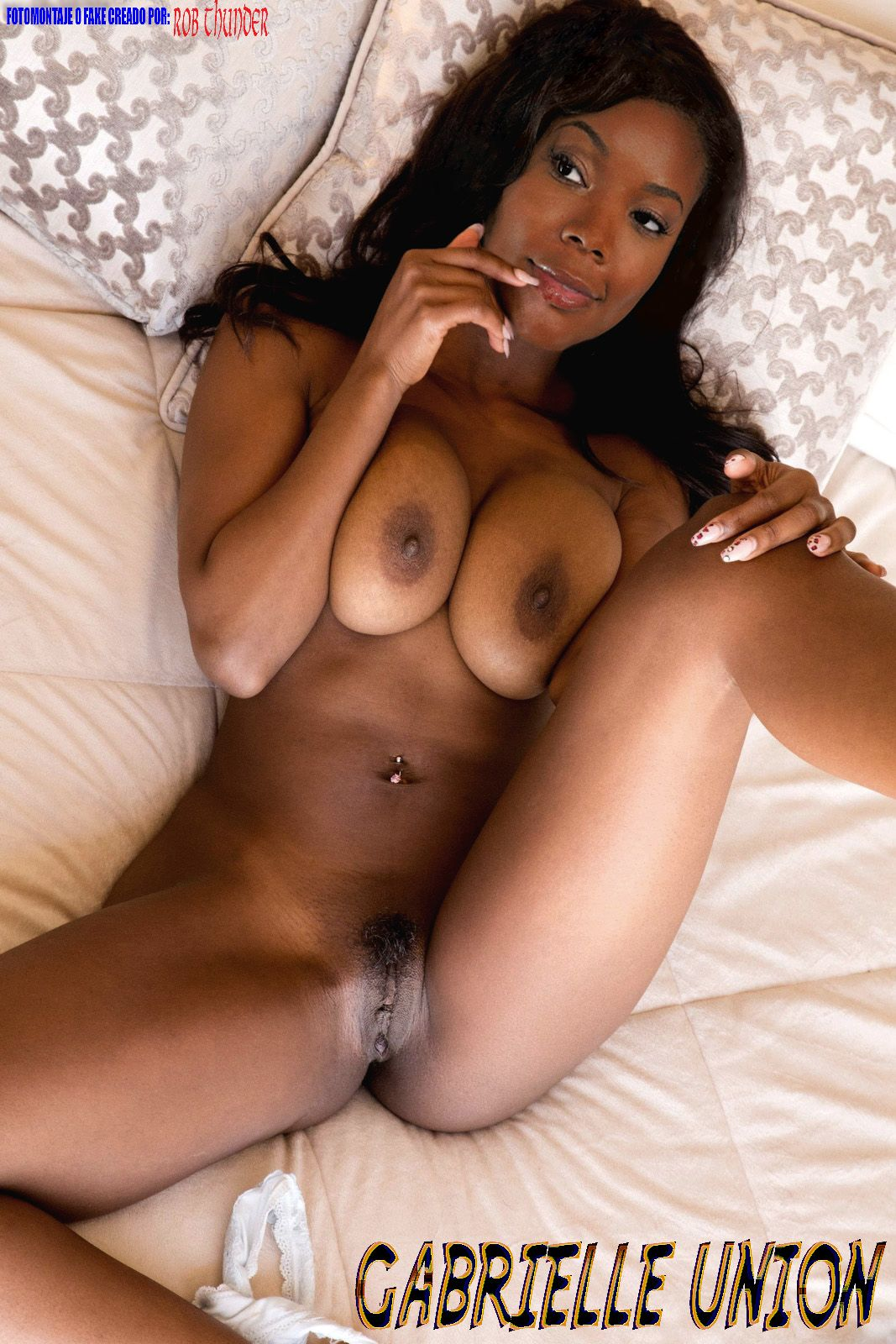 Are absolutely Gabrielle union nude fucking
