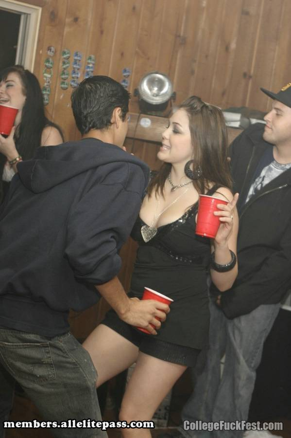 Teen party xxx Young girl