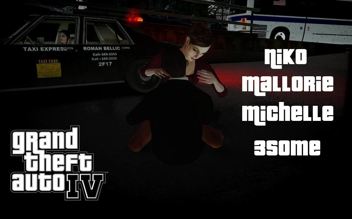 Gta iv sex with michelle