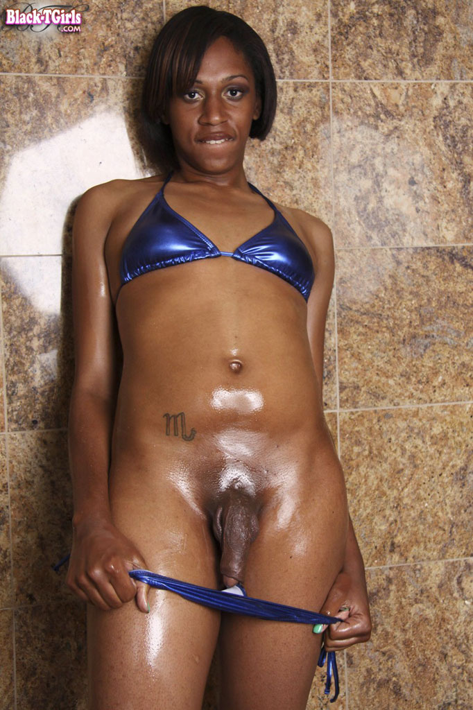 Teen Takes 12 Inch Black Dick