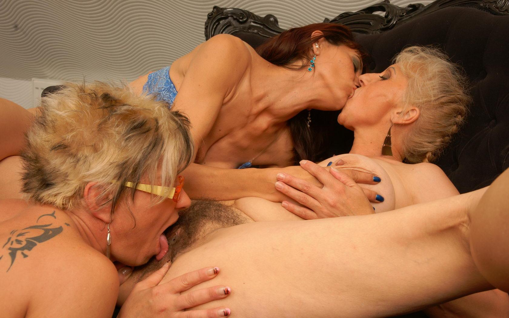 18 year old and mature lesbians