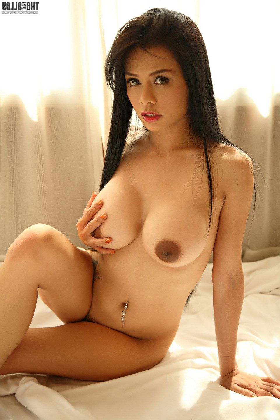 Asian girls naked Prittiest