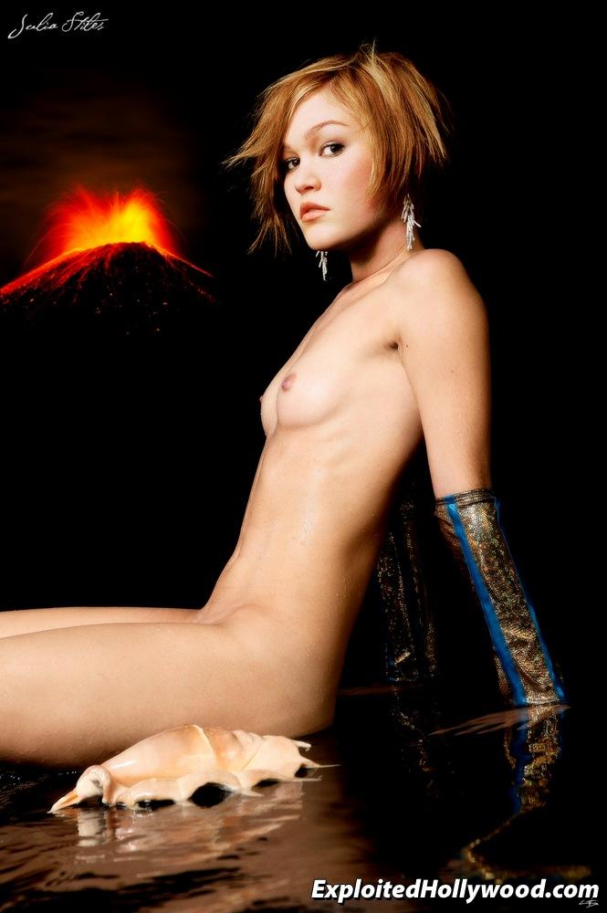 Banas  nackt Julia 49 Hot