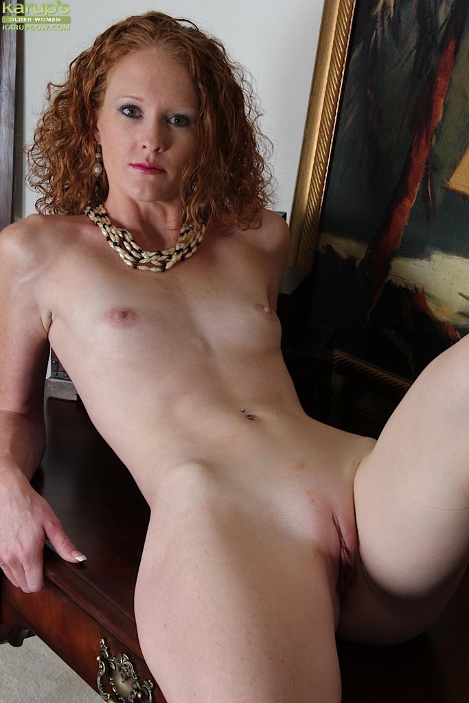 Blonde Italian Milf Anal