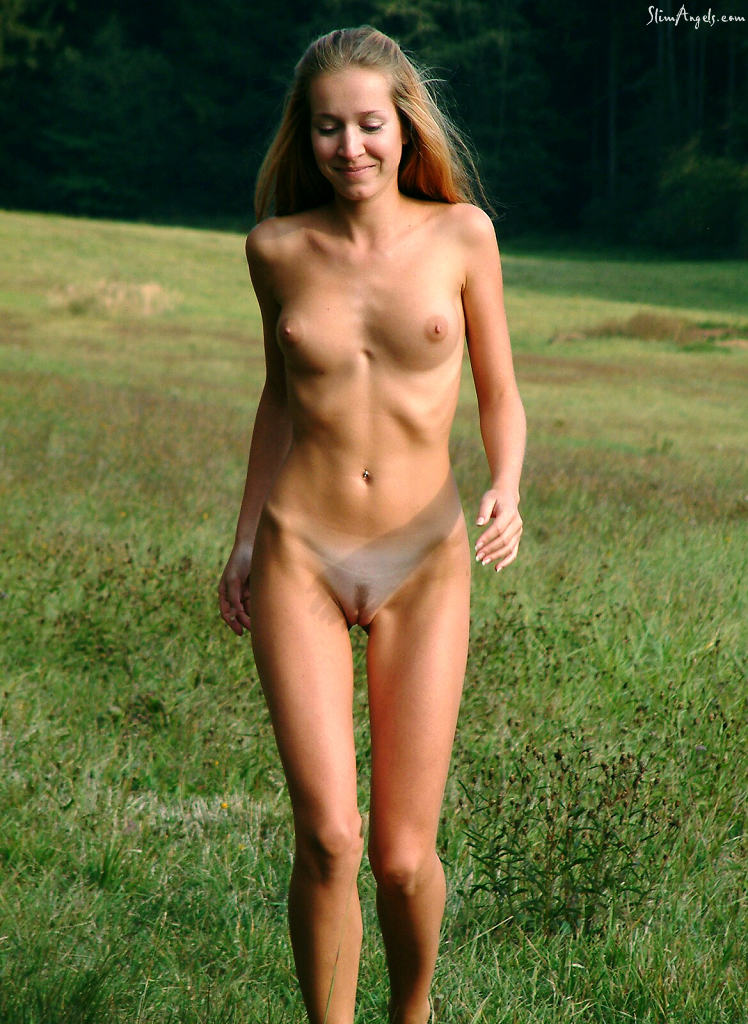 really tall girl naked