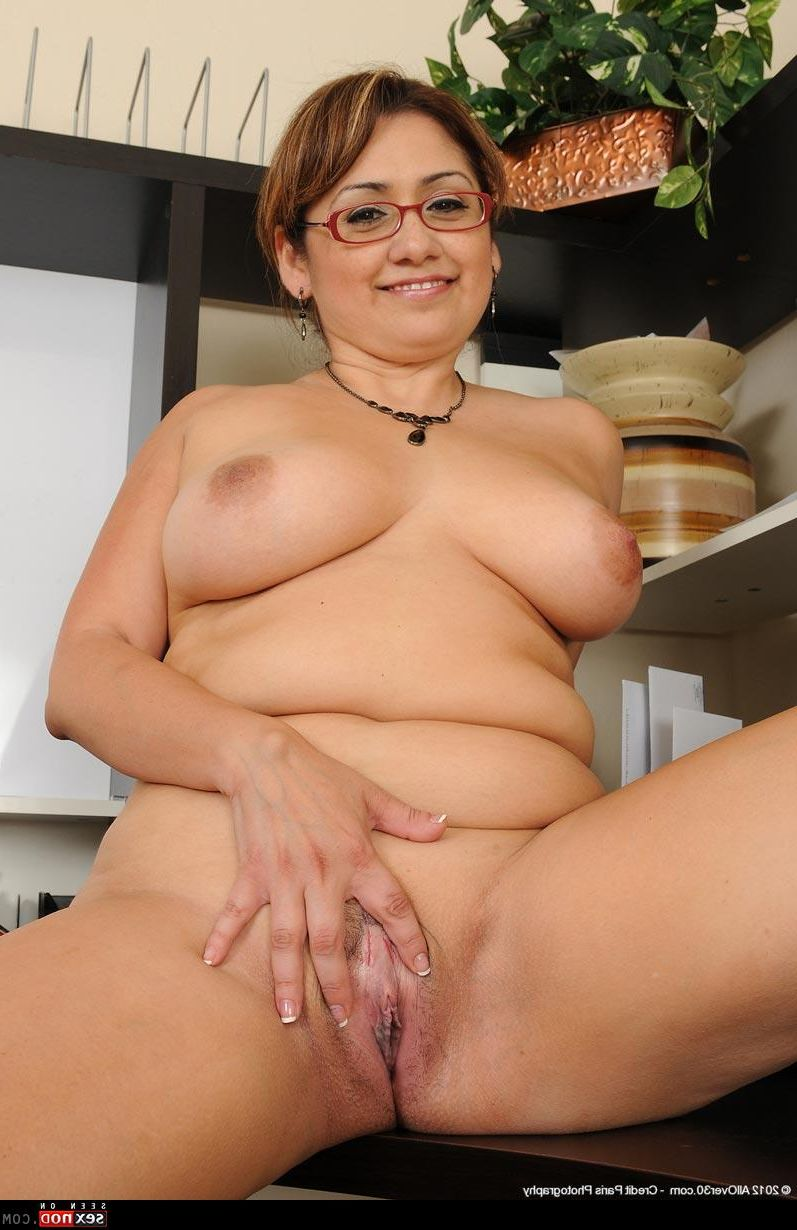 Found site mature latina glasses