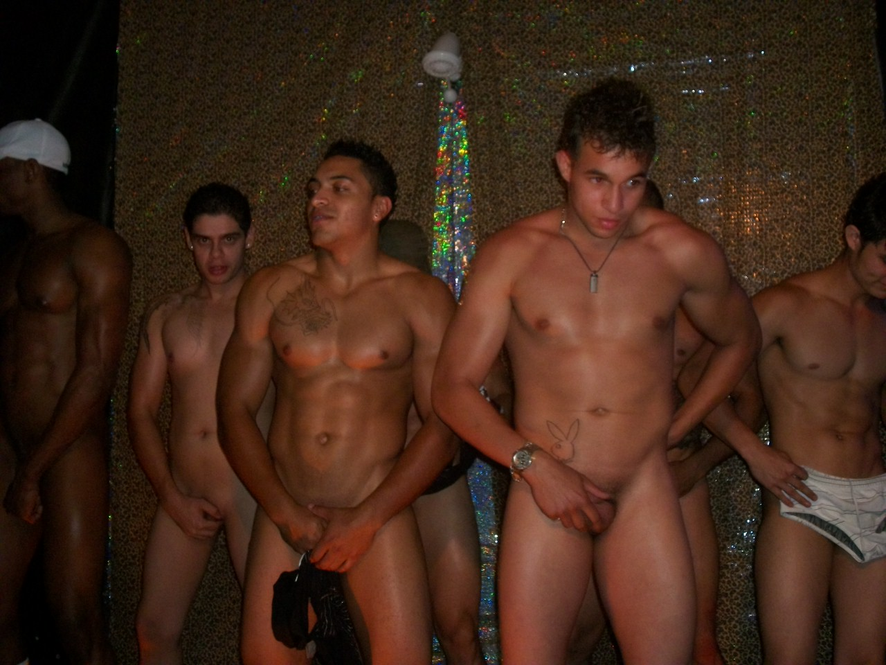 from Bronson club gay nudist