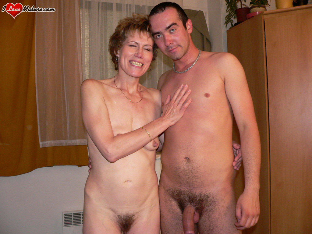 Man sex young mature woman Mature Video