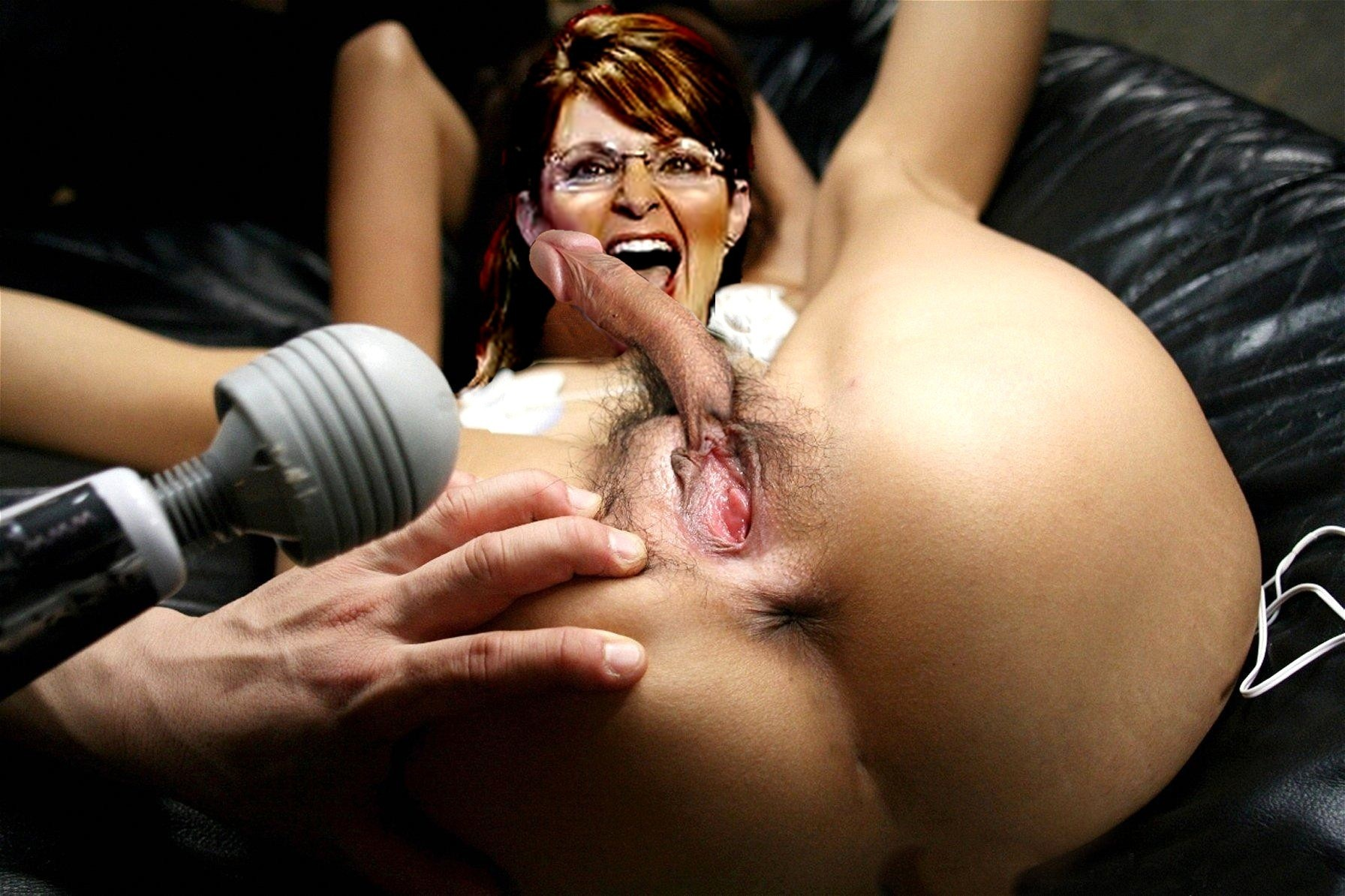 from Jaxon sarah palin sex face