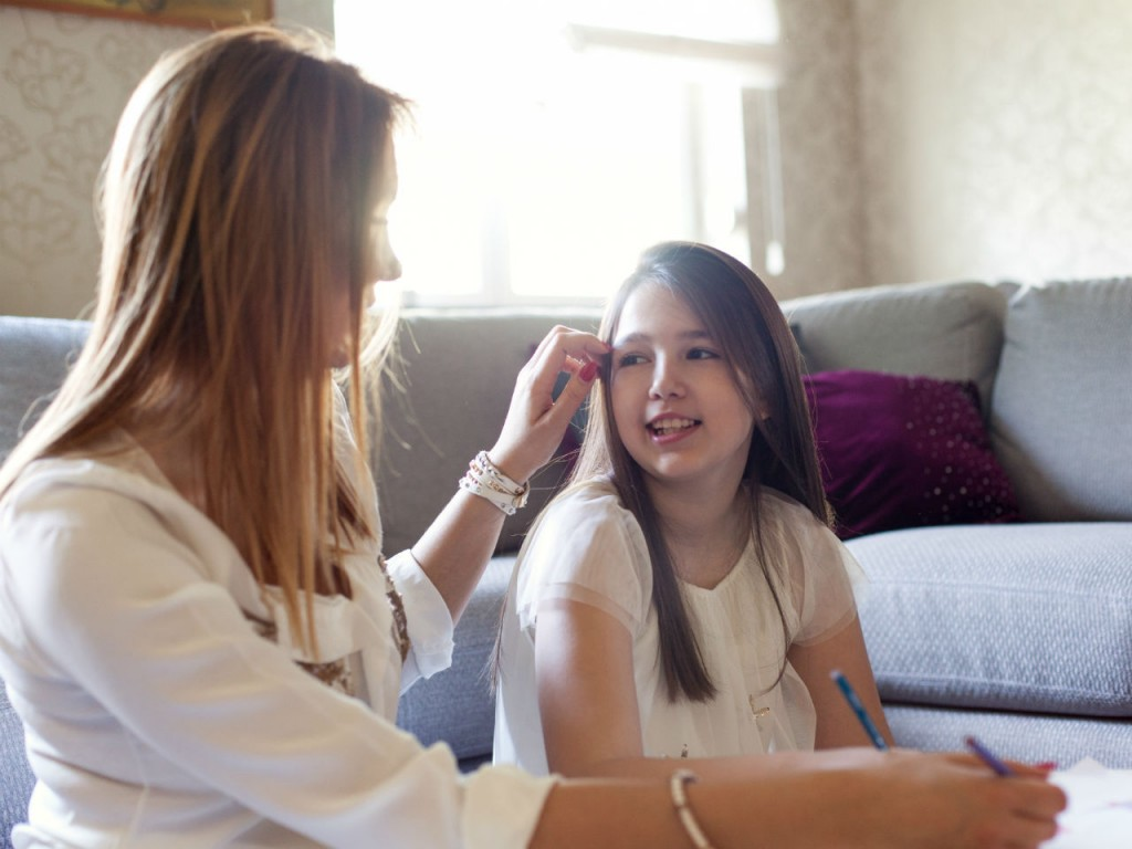 Helping Teens Resist Sexual Pressure -