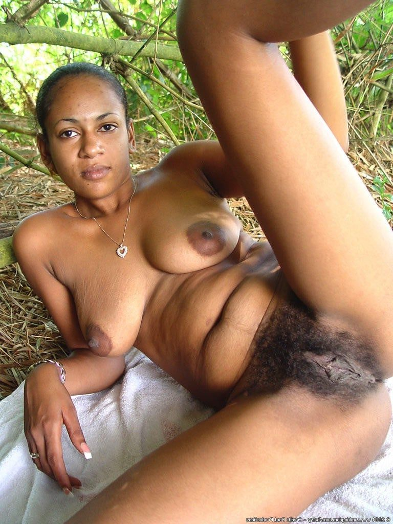 Naked hairy african girls