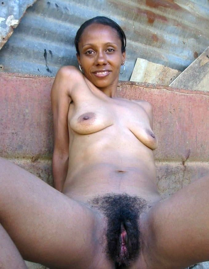 Ugly naked ebony girls