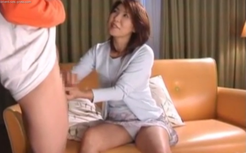 asian tease sex - Kyoko Lovely Mature Japanese MILF Teasing and Seducing …