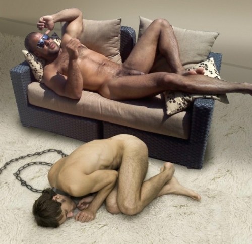 gay dating chicago ticklish