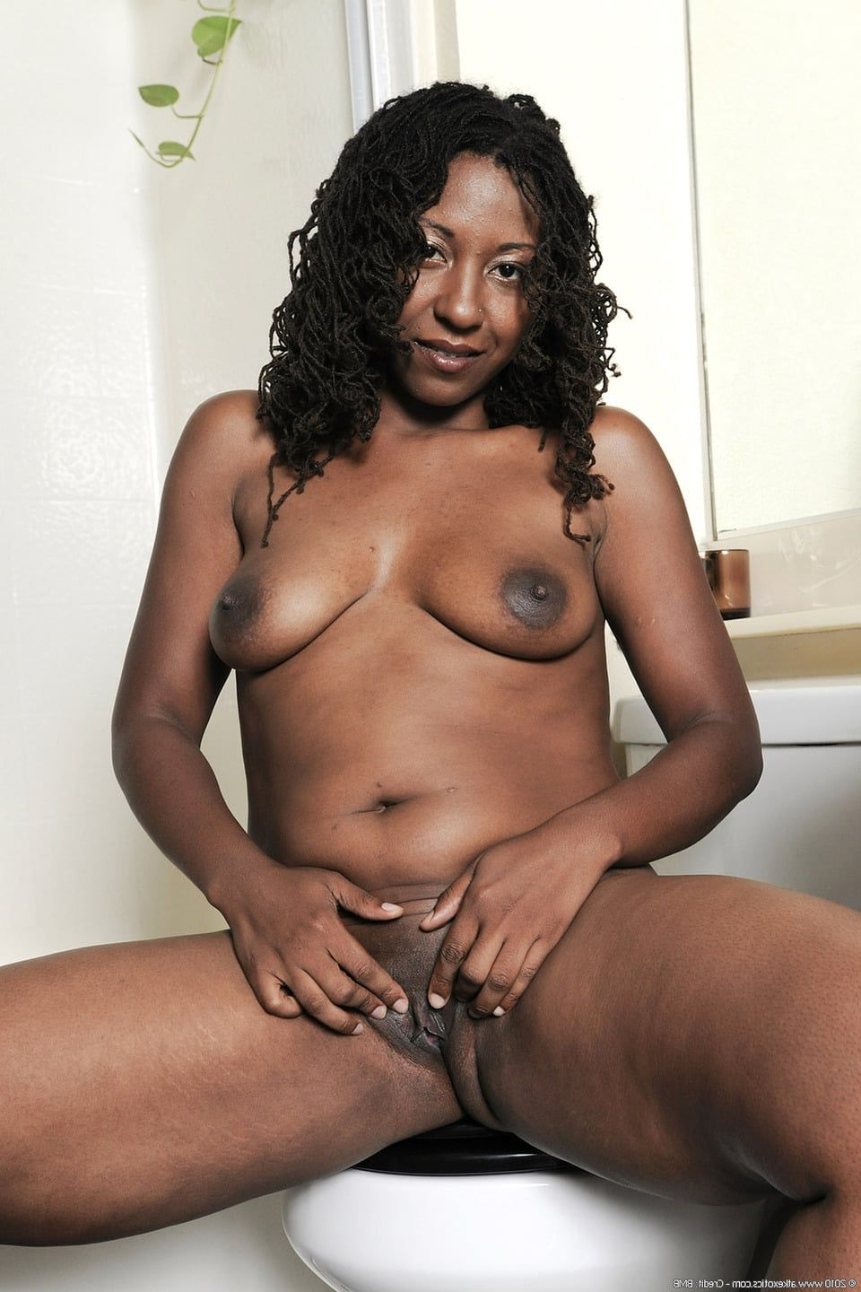 single ebony women