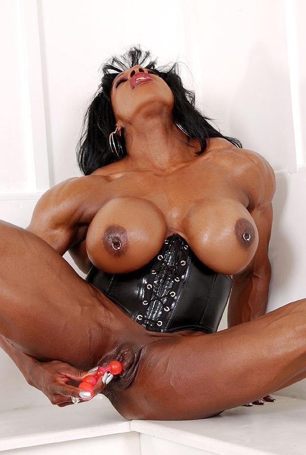 Full naked black women Naked Black Female Bodybuilder Xxx Porn Library